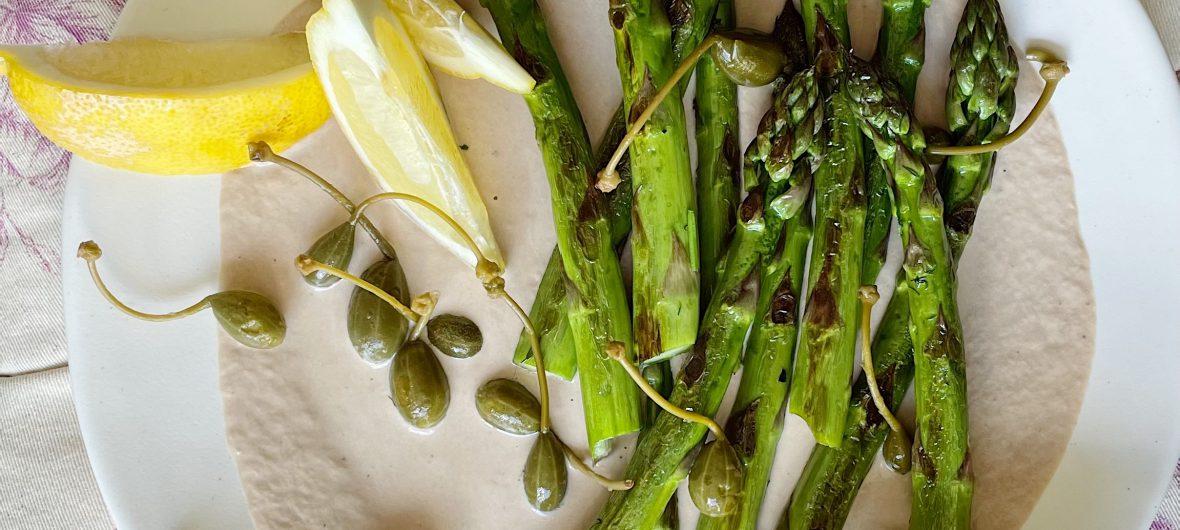 Asparagus tonnato